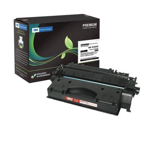 Troy 02-81500-001 Brand New Compatible Black MICR Laser Toner Cartridge with Smart Print Chip by MSE 02-21-0515