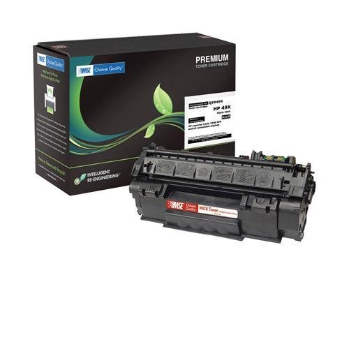 HP (Troy Compatible) 49X, Q5949X, Q5949 MICR Laser Toner Cartridge 02-21-1117