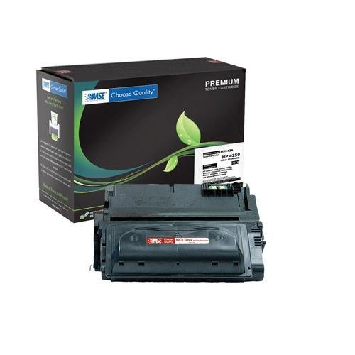 HP (Troy Compatible) Q5942A, 42A, Q5942 MICR Laser Toner Cartridge 02-21-4215