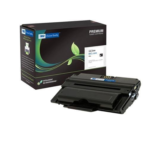 Dell 330-2209, 3302209 Brand New Compatible High Yield Laser Toner Cartridge with Smart Print Chip by MSE 02-70-0916
