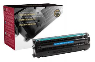 Remanufactured High Yield Cyan Toner Cartridge for Samsung CLT-C506L/CLT-C506S 200987P