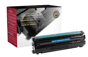 Remanufactured Cyan Toner Cartridge for Samsung CLT-C505L 201075P