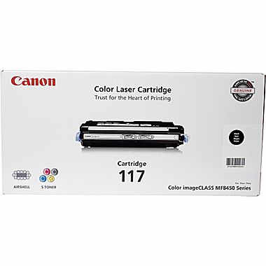OEM Black Laser Toner Cartridge for Canon 2578B001AA, 2578B001, CRG-117BK, CRG-117 OEM_2578B001AA
