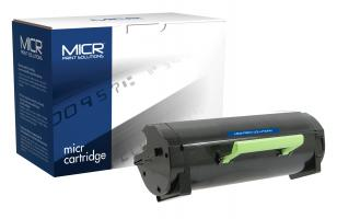 Genuine-New MICR Extra High Yield Toner Cartridge for Lexmark MS410 MCR410M