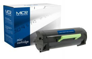 Genuine-New MICR High Yield Toner Cartridge for Lexmark MS517 MCR517M