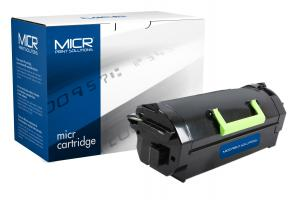 Genuine-New MICR High Yield Toner Cartridge for Lexmark MS817 MCR817XM