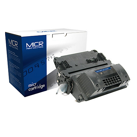 Genuine-New High Yield MICR Toner Cartridge for HP CE390X (HP 90X) MCR90XM