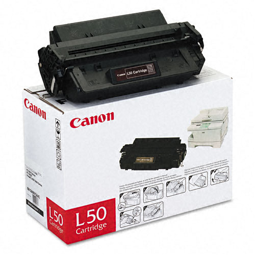 Canon 6812A001AA, Type L50, Type L-50 Laser Toner Cartridge OEM_6812A001AA