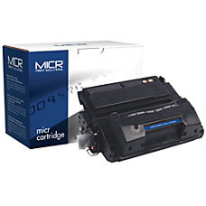 Genuine-New High Yield MICR Toner Cartridge for HP Q5942X (HP 42X) MCR42XM